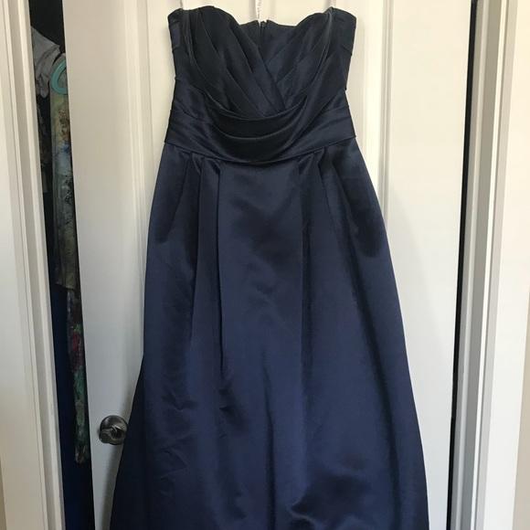 David\'s Bridal Dresses | Final Sale Davids Bridal Promball Gown ...